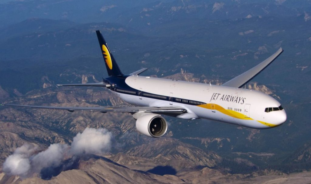 Jet Airways tickets